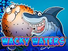 Играть в игровой автомат Wacky Waters онлайн