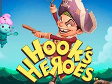 Простые правила, захватывающий процесс игры и потрясающая графика — ждут вас в онлайн игре Hooks Heroes